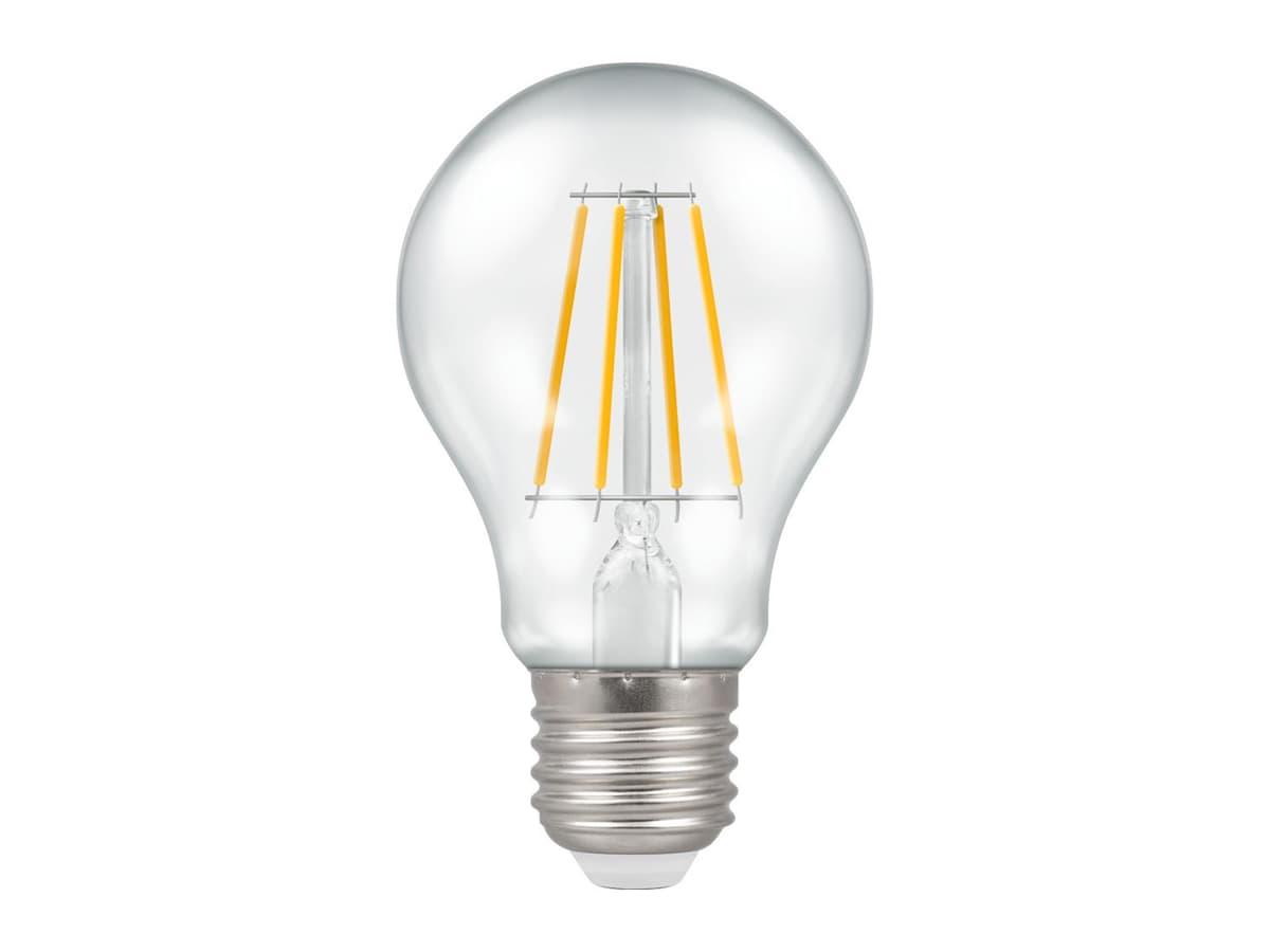 7.5w ES GLS LED Filament Crompton