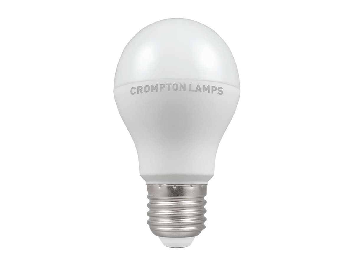 12w Dimmable Crompton LED GLS ES 6500k