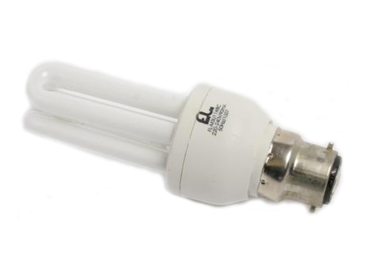 EL Electronic 3U Stick Lamp 15w BC Only