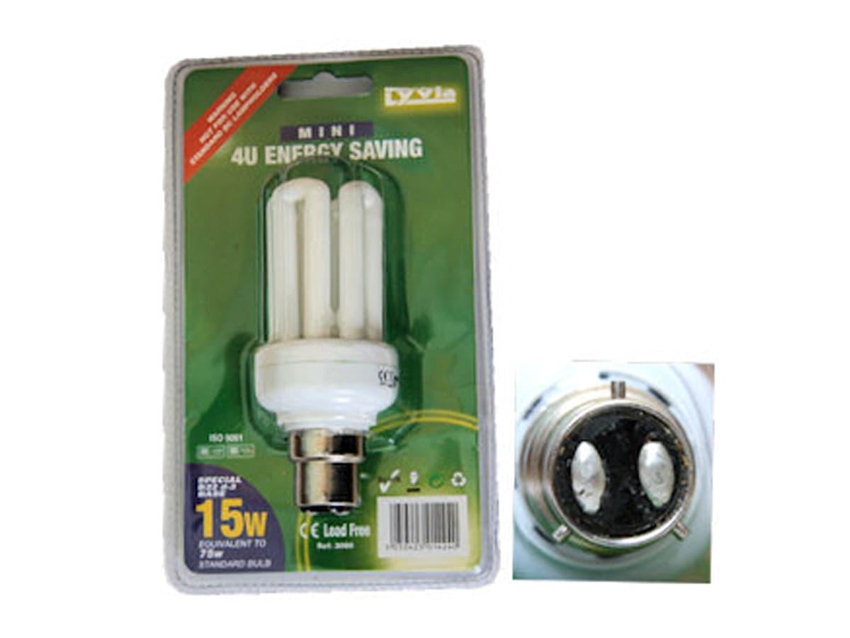 EL Lyvia brand 4U Stick Lamp 20w BC-3pin