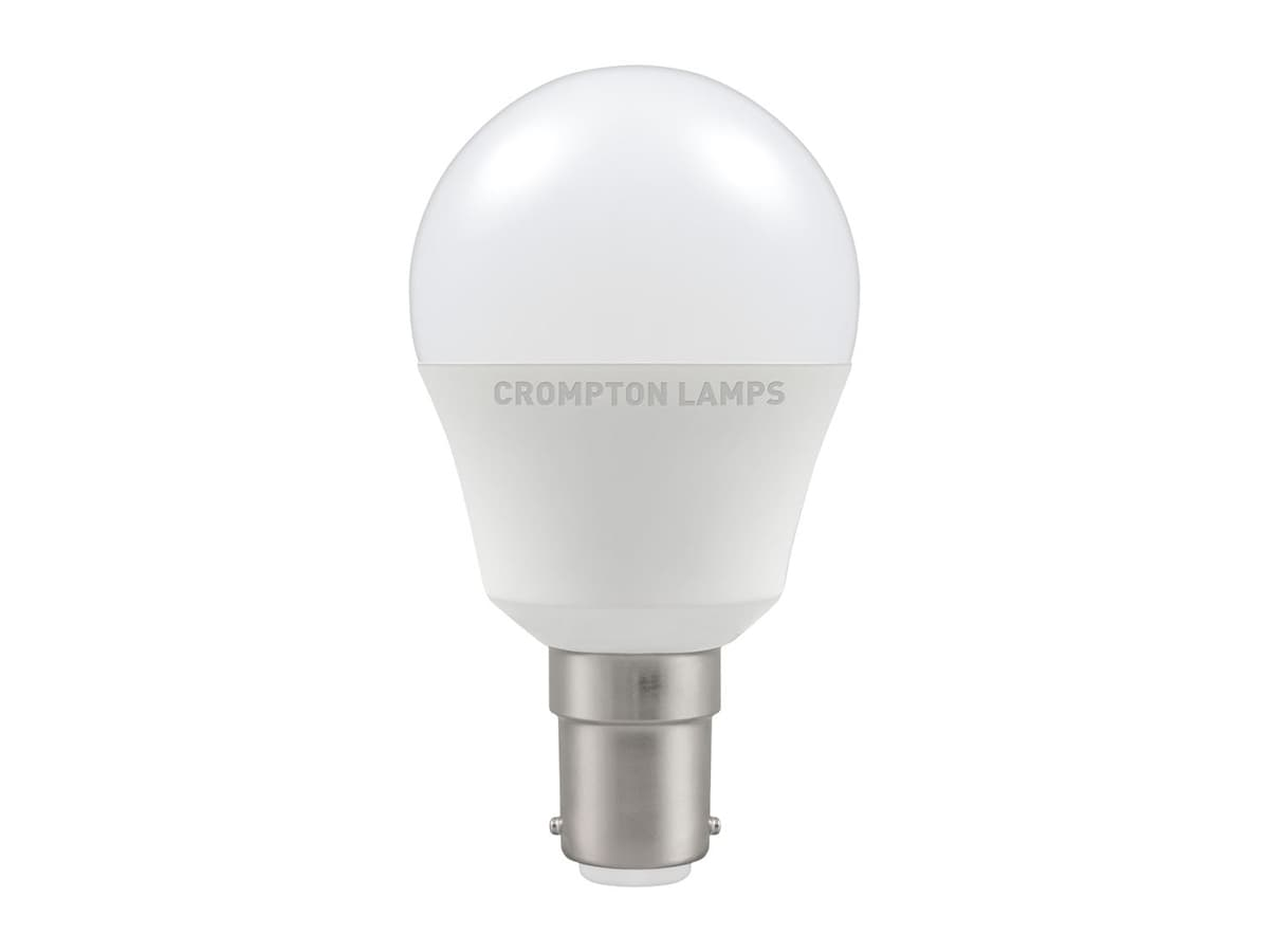 LED Round/Golfball Dimmable