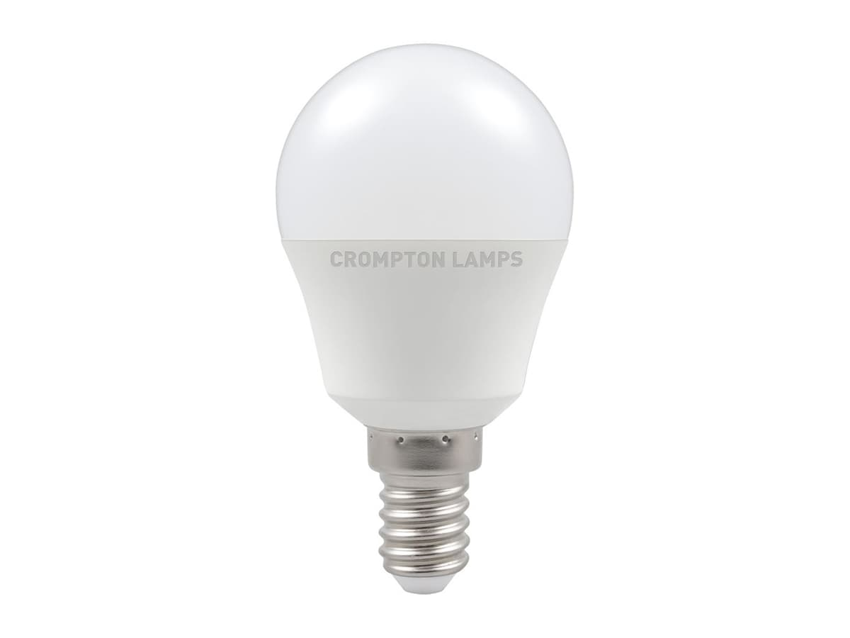 LED Round/Golfball Non-Dimmable