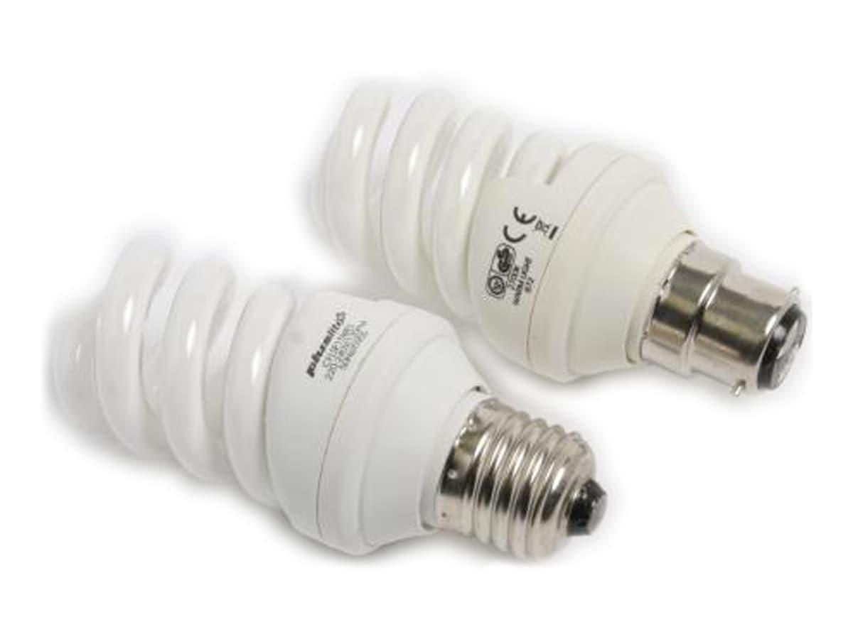 EL Electronic Spiral Lamp 11w